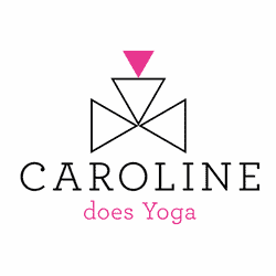 Caroline Does Yoga Logo