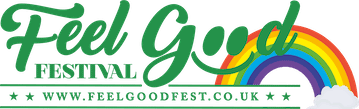 Feel Good Festival Green logo